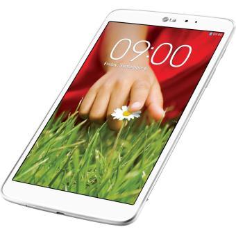 """LG G Pad 8.3"""" 16 GB Tablet (White)"""