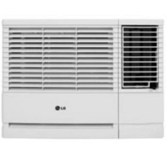 LG LA0-80TC 0.75HP Window Type Air Conditioner (White)