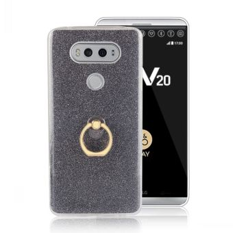 LG V20/V20/V20 glitter fastened ring mobile phone protective sleeve