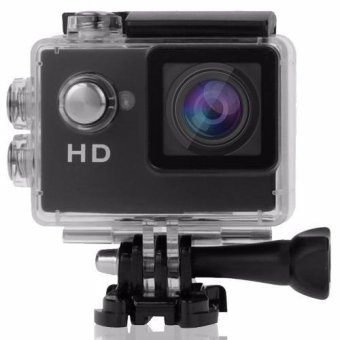 LHR A7 Ultimate Sports Action Cam Under Water Extreme (Black)