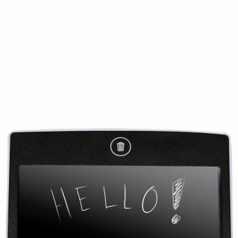 LHR HSP85 Ultra-thin One Button Erase 8.5 inch LCD Writing Tablet (White) - 4