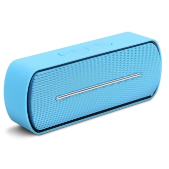 LHR Y8 Portable Super Bass Stereo Bluetooth 2.1 Wireless Speaker (Blue)
