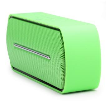 LHR Y8 Portable Super Bass Stereo Bluetooth 2.1 Wireless Speaker (Green) - 3