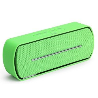 LHR Y8 Portable Super Bass Stereo Bluetooth 2.1 Wireless Speaker (Green)