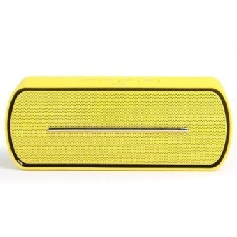 LHR Y8 Portable Super Bass Stereo Bluetooth 2.1 Wireless Speaker (Yellow)