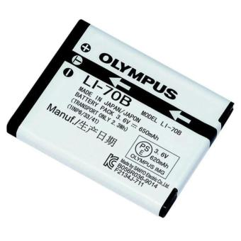 LI-90B-Olympus genuine camera battery - 2