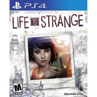 LIFE IS STRANGE (R3) PS4 GAME MINT CONDITION