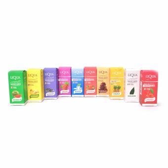 Liqua Smoke Juice for Electronic Cigarette Set of 3 (Grape) - 2
