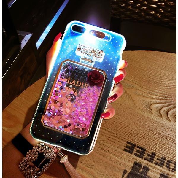 ... Liquid Quicksand Glitter Case For OPPO R9s / OPPO F3 Soft TPU LEDFlash Incoming Call Blink ...