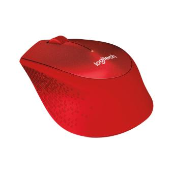 Logitech M280 Wireless Mouse (Red)