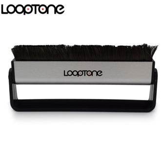 LoopTone Turntable Player Accessory Anti Static Carbon Fiber Vinyl record Cleaner Cleaning Brush for CD/LP - intl