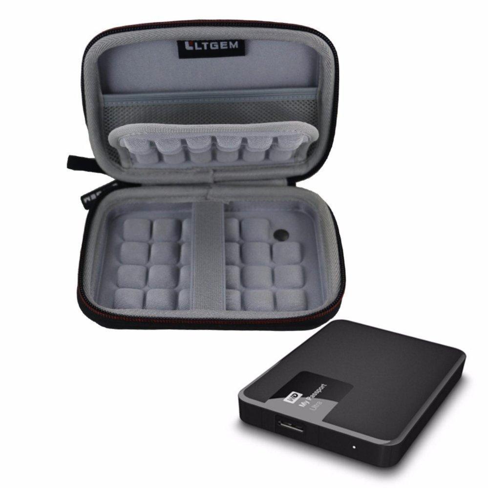 Philippines Ltgem Eva Hard Portable Storage Case For Western Hardisk External Wd Elements 1tb Digital My Passport Ultraelements Se