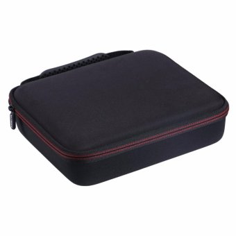 LTGEM Hard EVA Storage Carrying Case for Western Digital WD MyBook, WD My Cloud 2TB, 3TB, 4TB, 6TB, 8TB Desktop External HardDrive Fitting USB Cable and Charger - 3