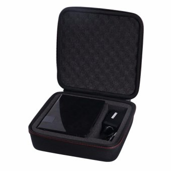 LTGEM Hard EVA Storage Carrying Case for Western Digital WD MyBook, WD My Cloud 2TB, 3TB, 4TB, 6TB, 8TB Desktop External HardDrive Fitting USB Cable and Charger - 2