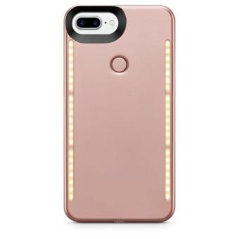 Lumee Duo LED Selfie Case for Iphone 6 (Rosegold) Price Philippines