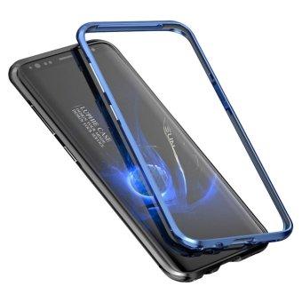 Luxury Aluminum Bumper Frame Case Cover for Samsung Galaxy S8 Plus - intl - 3