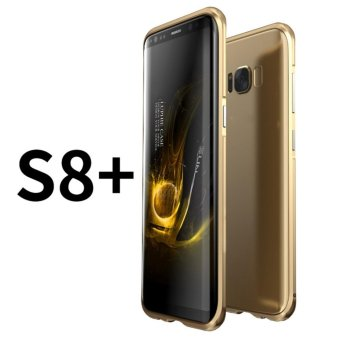 Luxury Aluminum Bumper Frame Case Cover for Samsung Galaxy S8 Plus - intl