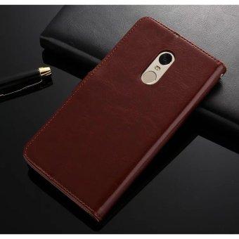 Byt Flower Debossed Leather Flip Cover Case For Oppo R9s Intl Source · Latest Luxury Flip