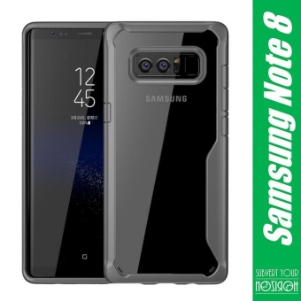 Luxury Phone Shell Shockproof Case Protection Cover for Samsung Galaxy Note 8 - intl
