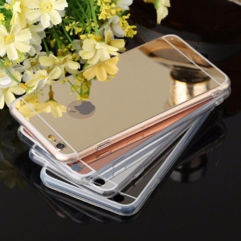 Luxury Soft Silicone TPU Mirror Case for iPhone 6plus 6Splus Price Philippines