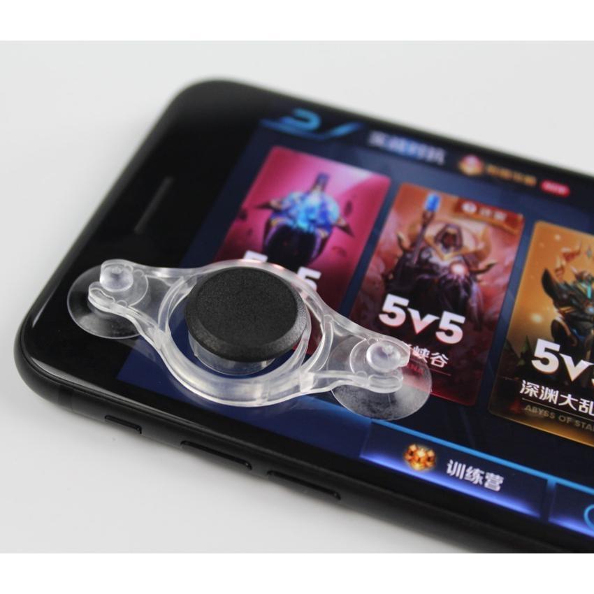 LZDmall Upgrade Version Smartphone Fling Mini Joysticks Zero AnyTouch Screen Joystick Perfect Mobile Game Controller For ...