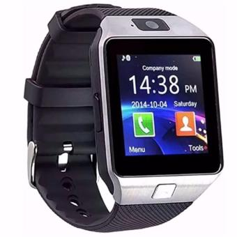 M19 Intelligent Phone Quad Smart Watch with Sim Card Slot(Silver)(Silver)(OVERSEAS)