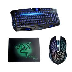 128f4b98149 M200 Gaming USB Keyboard and Gaming Mouse Combo free mouse pad mantis  Philippines
