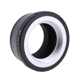 M42 Mount Lens to Micro 4/3 M4/3 Adapter For Olympus Panasonic M42M4/3 - intl