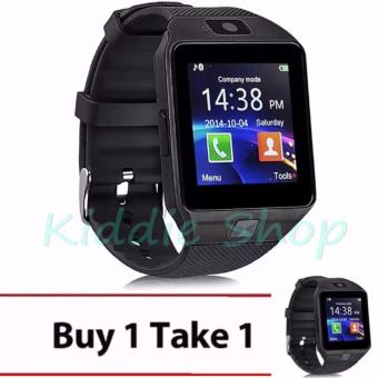 M9 Phone Quad Smart Watch (Black) BUY1 TAKE1