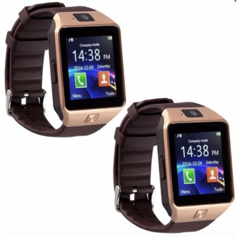 M9 Phone Quad Smart Watch (Gold) BUY1 TAKE1