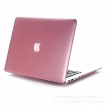 Macbook pro 13.3'' matte protective case (rose gold)