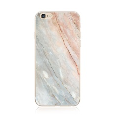 Marble Pattern Soft Silicone TPU Phone Protector Cases Cover ForApple iPhone 6 Plus/ 6s Plus