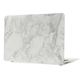 Marbling Protective Case For Apple Mac-book 13.3 Inch Air (Grey) -Intl