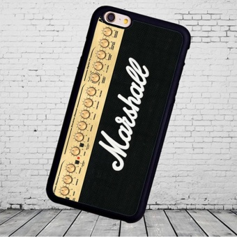 Marshall Amplification Guitar Amplifiers 02 phone case for iPhone 66s - intl Price Philippines