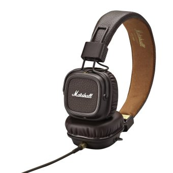 Marshall Major II On-Ear Headphones (Brown)