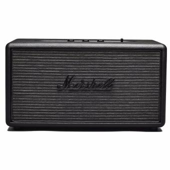Marshall Stanmore Portable Bluetooth Speaker (Pitch Black)
