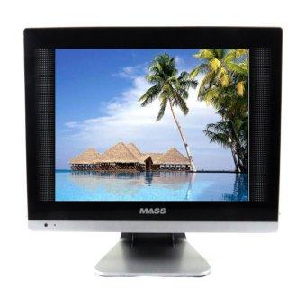 "Mass 17"" HD LED TV Black MS-17HD500"