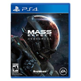 MASS EFFECT ANDROMEDA PS4 GAME R3,R1 MINT CONDITION