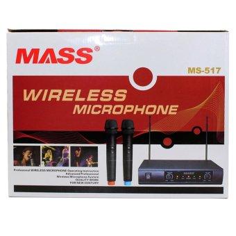 Mass MS-517 Wireless Microphone - 3