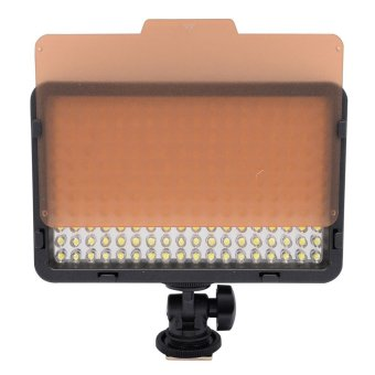 Mcoplus LED-168A Video LED Light for Canon Nikon Pentax PanasonicOlympus & DV Camcorder Digital SLR Camera