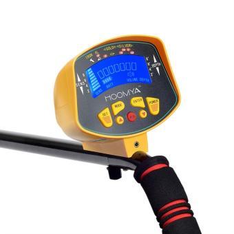 MD3010II Metal Detector Underground with LCD Display Gold Metal Detector Treasure Hunter - 2