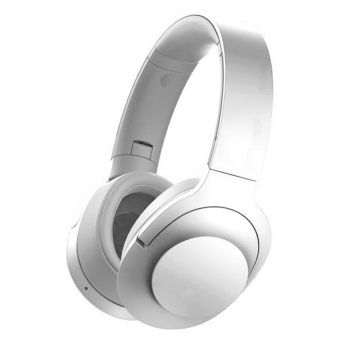 MDR-100ABN 103dB Stereo Subwoofer Wireless Bluetooth Headset(White)