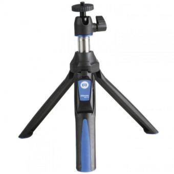 MeFoto MK10 2-in-1 Portable Selfie Stick with Mini Tripod (Blue)