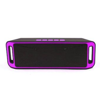Megabass A2DP Stereo Wireless Bluetooth Dual Speaker