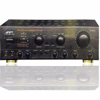 Megapro AV-502B Amplifier 2 x 500W with USB Slot (Black) Price Philippines