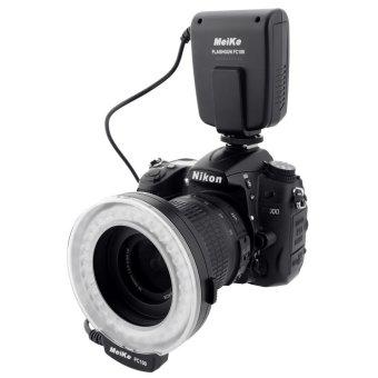 Meike FC-100 Macro Ring Flash/Light FC100 for Nikon and Canon DSLR Camera - 5