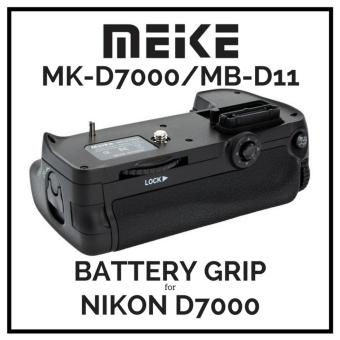 MeiKe MK-D7000 MB-D11 Battery Grip for Nikon D7000