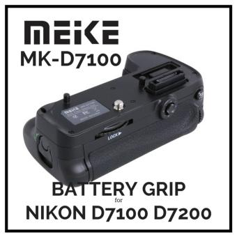 Meike MK-D7100 Vertical Battery Grip Holder for Nikon D7100 D7200 replace MB-D15 as EN-EL15 Price Philippines