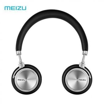 MEIZU HD50 Adjustable HIFI Stereo Metal Headphone Headset With MicOriginal (Black) - Intl Price Philippines