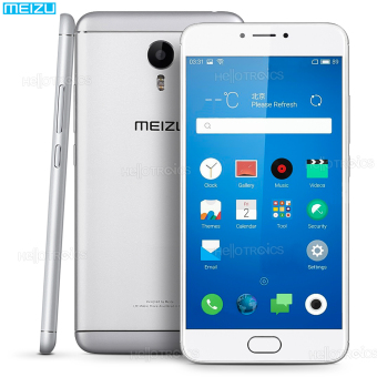 Meizu M3 Note 16GB Octa-Core (Silver) Price Philippines